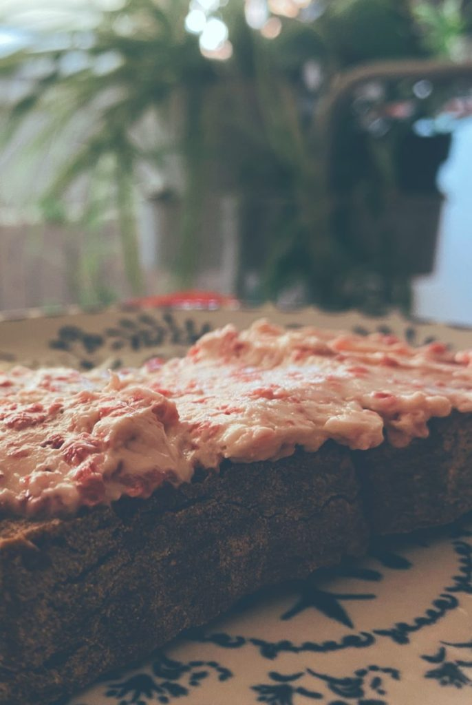 Copiando a Rodilla, el sándwich de Salami