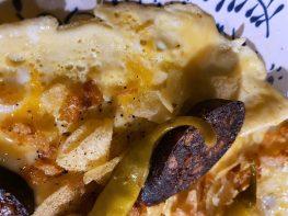 La tortilla vaga canalla revisited