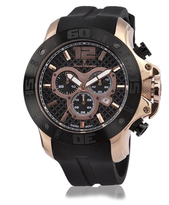 f4755a89fab Relógios da Linha Quest da Marca Suíça Jean Vernier - Canal Masculino