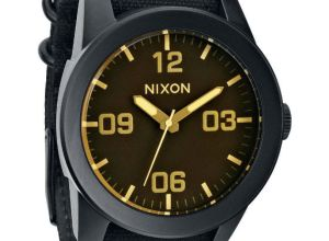 5c47ca15d03 Sniper Collection da Nixon Faz Referência a Atiradores de Elite