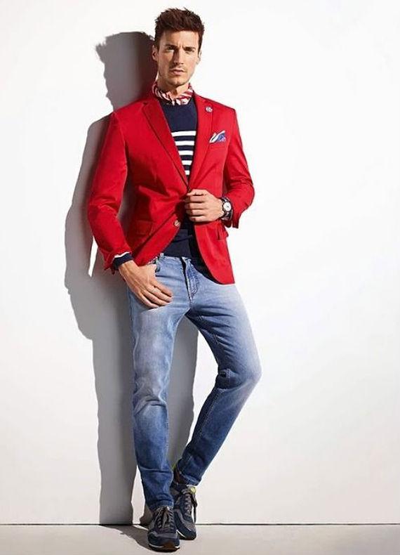 look_certo_blazer_vermelho_navy