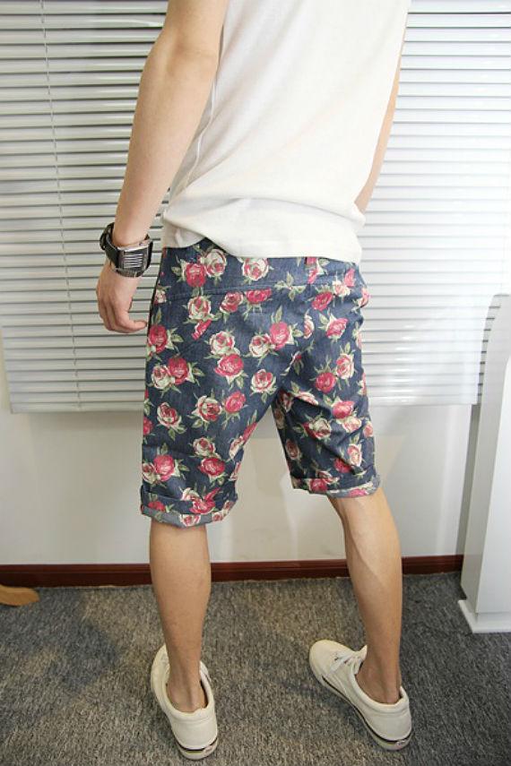 roupas_masculinas_floral_moda_bermuda