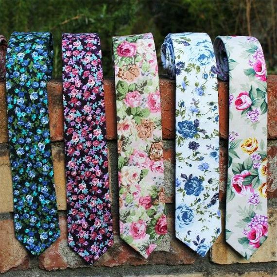 roupas_masculinas_floral_moda_gravatas
