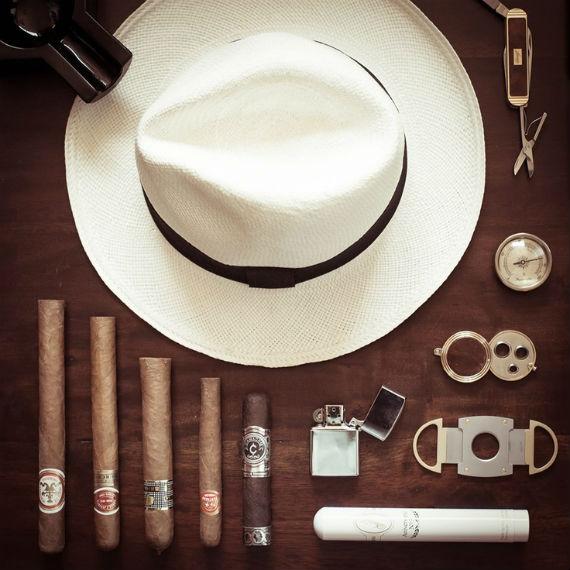 c3267d3ba2566 10 Dicas de Como Usar Chapéu Panamá no Verão - Canal Masculino