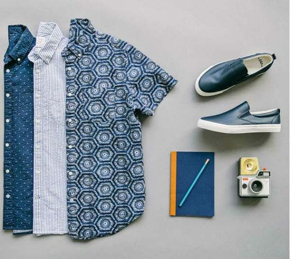 fa84e304da9a6 Dicas Para Usar Camisas De Manga Curta Com Calças Ou Bermudas ...