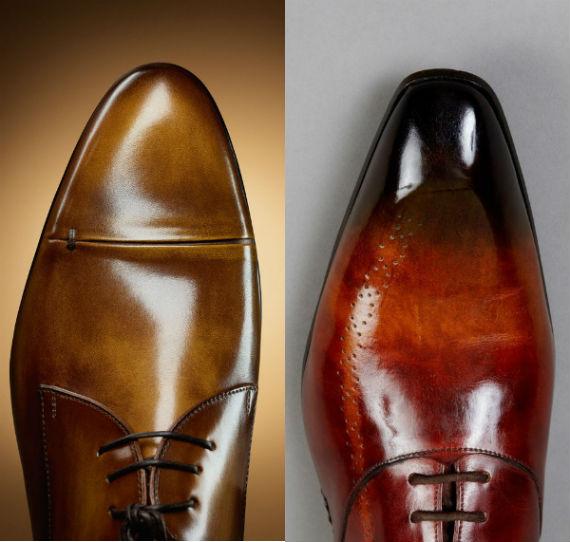 2fc5fc87be Na comparação entre os dois é possível notar que os bicos estão cada vez  mais próximos e os efeito do calçado nos pés também.