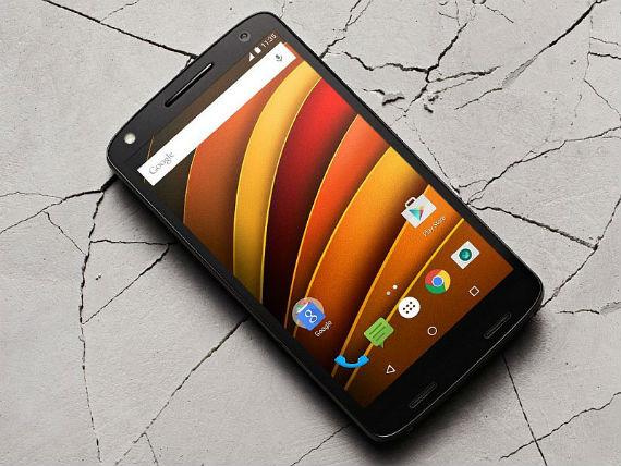 dbdc45afc Testamos  Smartphone Motorola Moto X Force - Canal Masculino