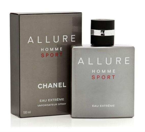 Perfumes masculinos - Allure Home Sport Eau Extrême - Chanel - Eau de Perfum