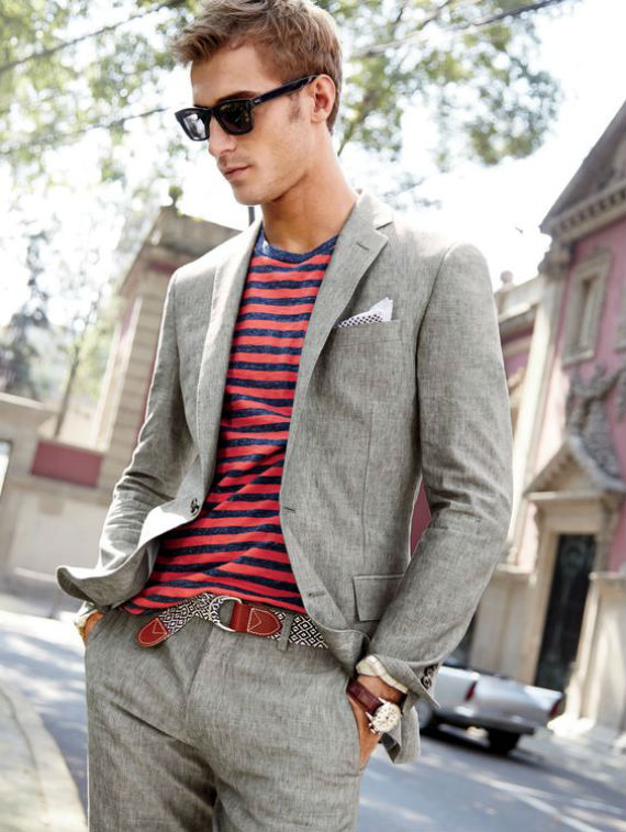 look-certo-terno-costume-casual