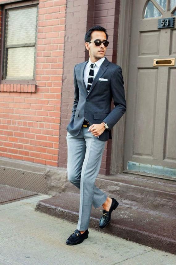 Listras Horizontais na Moda Masculina