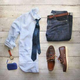 camisa-gravata-jeans-lay-down