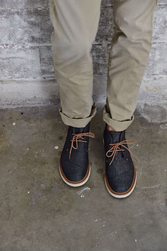 TOMS - Sapatos Masculinos Veganos