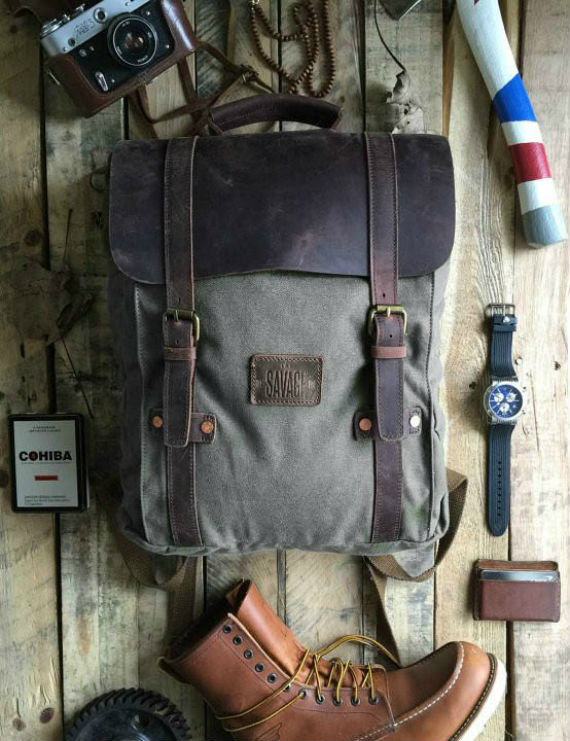 Bolsas, Mochilas e Pastas da Savage Supply Co.