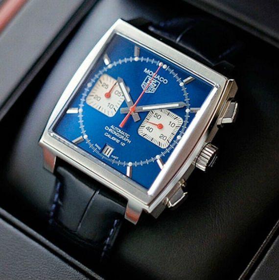 Wishlist do Editor: 7 Relógios Que Eu Amo - Tag Heuer Monaco