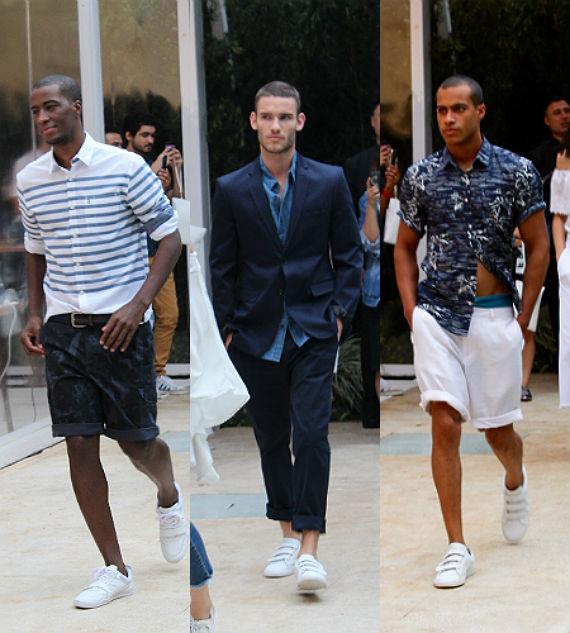 Renner Mostra Preview da Coleção Primavera Verão 2017 - Masculino - Moda para Homens