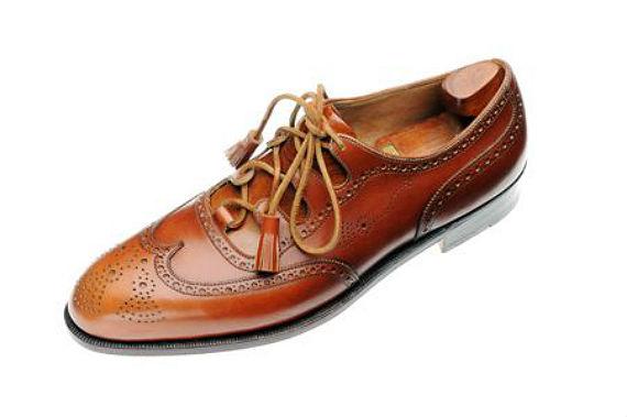 Sapato Brogue - Ghillie Brogue