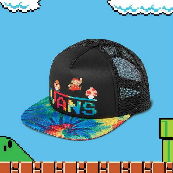 Coleção Vans x Nintendo Chegou ao Brasil