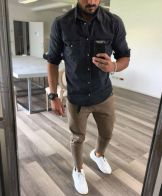 camisa-jeans-calca-chino-look-11