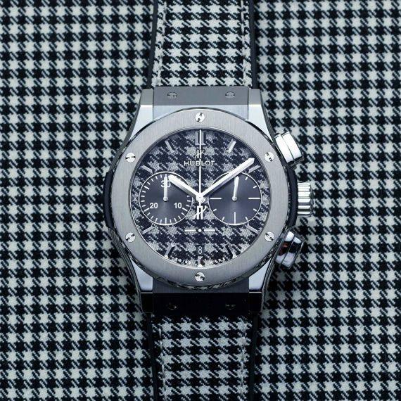 Parceria da Hublot com a Italia Independent Traz Mais Relógios Incríveis
