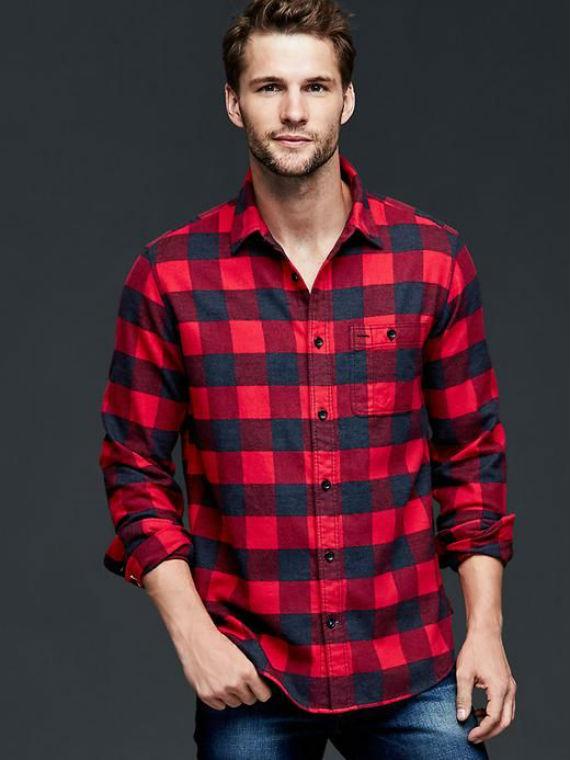 10 Coisas Que Ninguém Nota no Seu Look - Xadrez lenhador legítimo