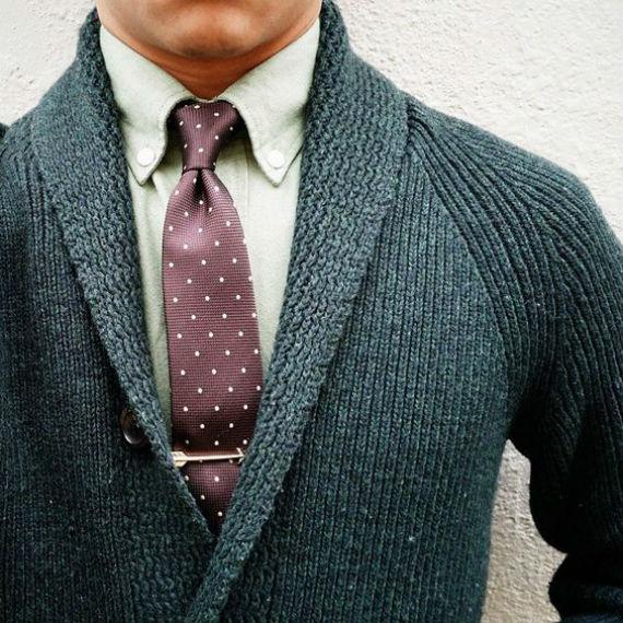 Tipos de Tecidos para Gravatas - Jacquard