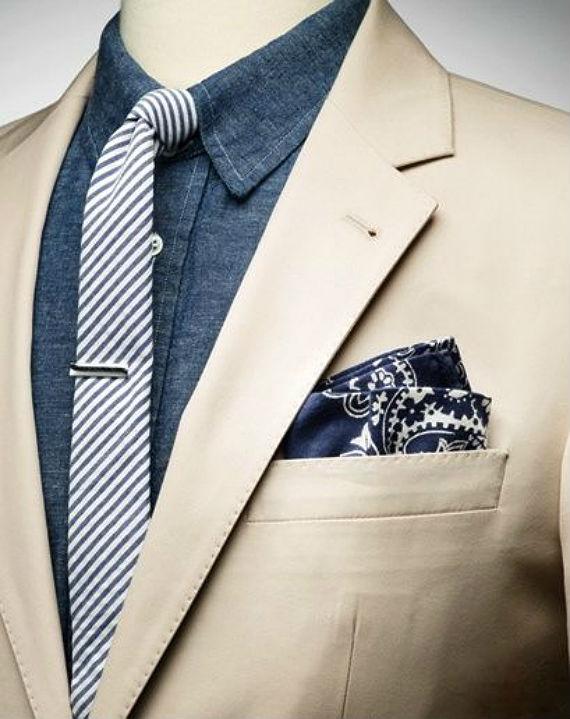 Qual é a Diferença entre a Gravata Tradicional e a Gravata Skinny?