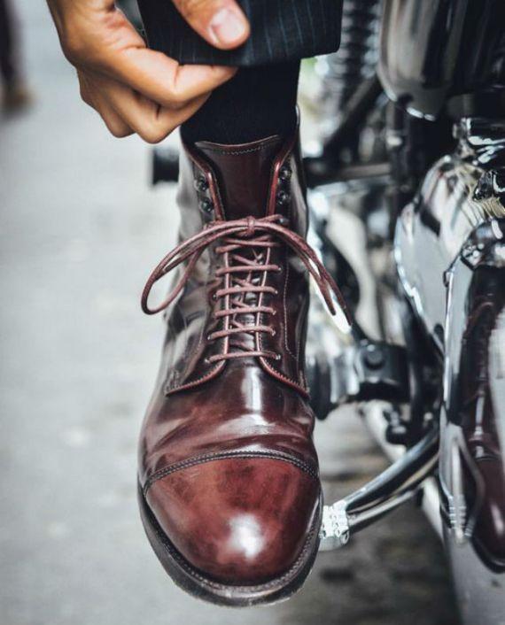 Dress Boots: Botas Para Usar Com Ternos e Costumes