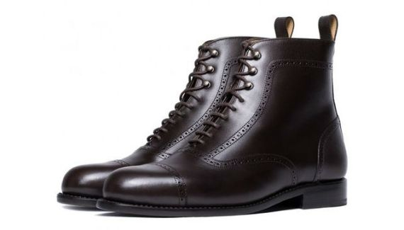 Dress Boots - Bota Oxford
