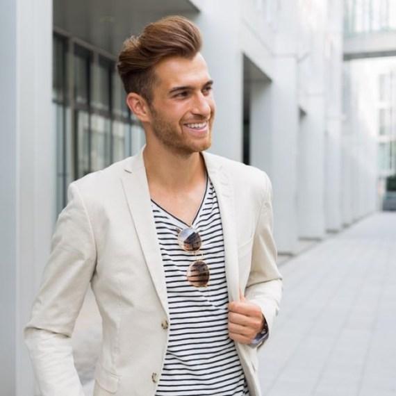 d2be7b7f86 5 Sugestões de Looks Com Blazer Masculino Para o Verão - Canal Masculino