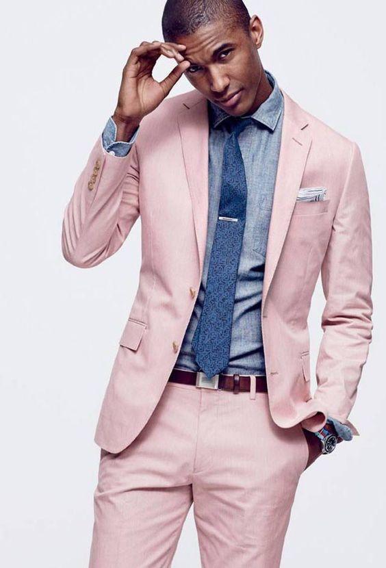 Como NÃO Usar Rosa em Looks Masculinos ;)