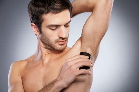 Cuidados de Grooming Para um Encontro Perfeito - Desodorante