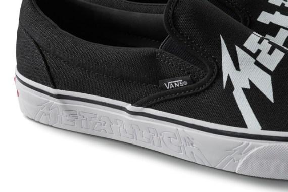 Vans e Metallica Fazem Nova Coleção Colaborativa