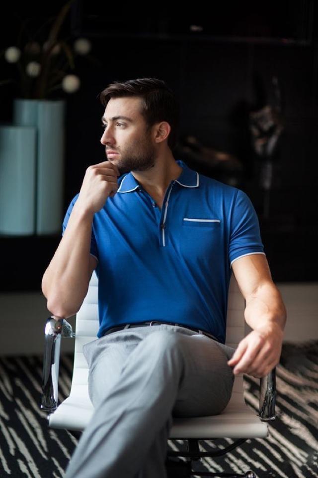 Como Usar Camisa Polo Sem Ficar Com Cara de Coxinha