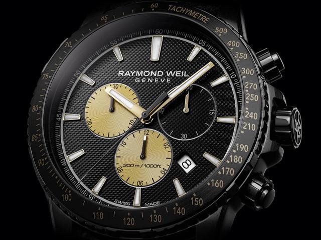 Marshall e Raymond Weil Lançam Relógio em Parceria