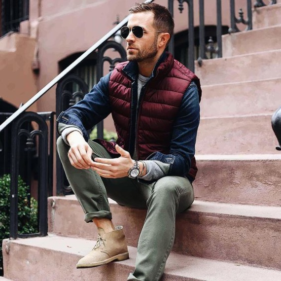 Tendências do Inverno 2018 na Moda Masculina