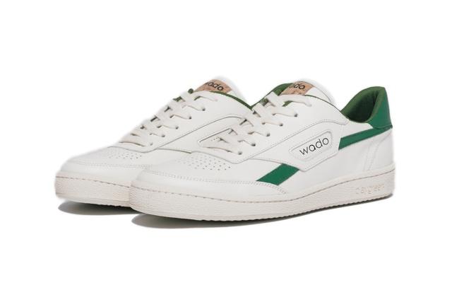 Wado, o Tênis Sustentável Inspirado Nos Anos 80