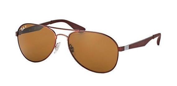 Ray-Ban - 7 Óculos de Sol Para Quem Gosta de Armação de Metal