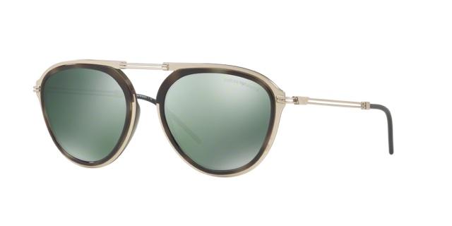 Emporio Armani - 7 Óculos de Sol Para Quem Gosta de Armação de Metal