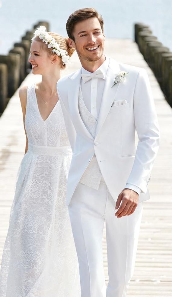 Roupa do Noivo: 6 Tendências Para Casamentos em 2018
