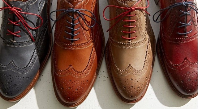 Oxfords coloridos