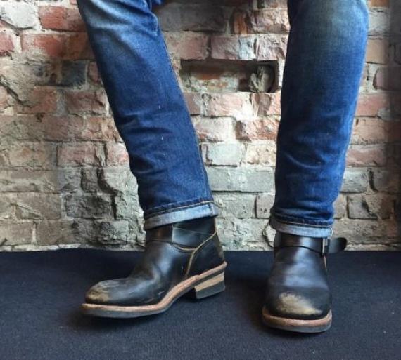 Engineer Boots e Harness Boots: Botas Masculinas Com Estilo Biker