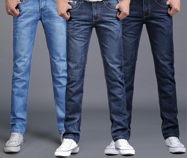 Lavagens de jeans