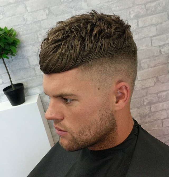Cortes de cabelo masculinos para 2019