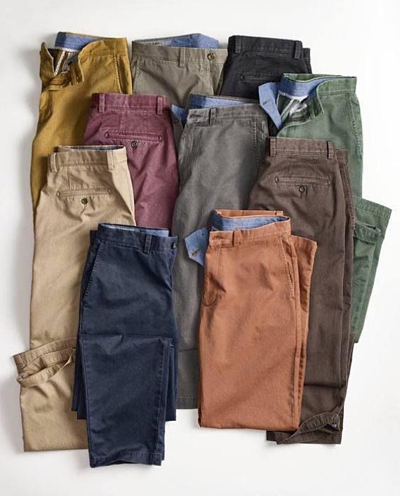 Calça chino masculina - qual comprar?
