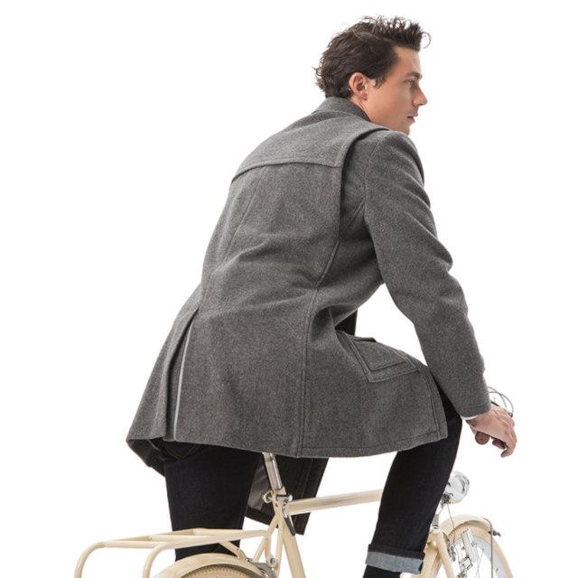 Ligne 8 - O Estilo Para O Ciclista Urbano Elegante