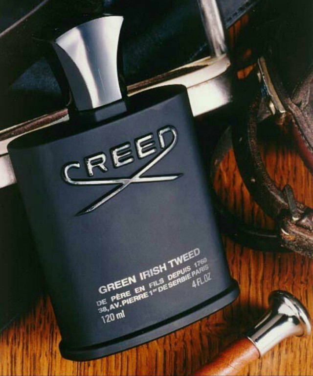 Perfume Creed Green Irish Tweed