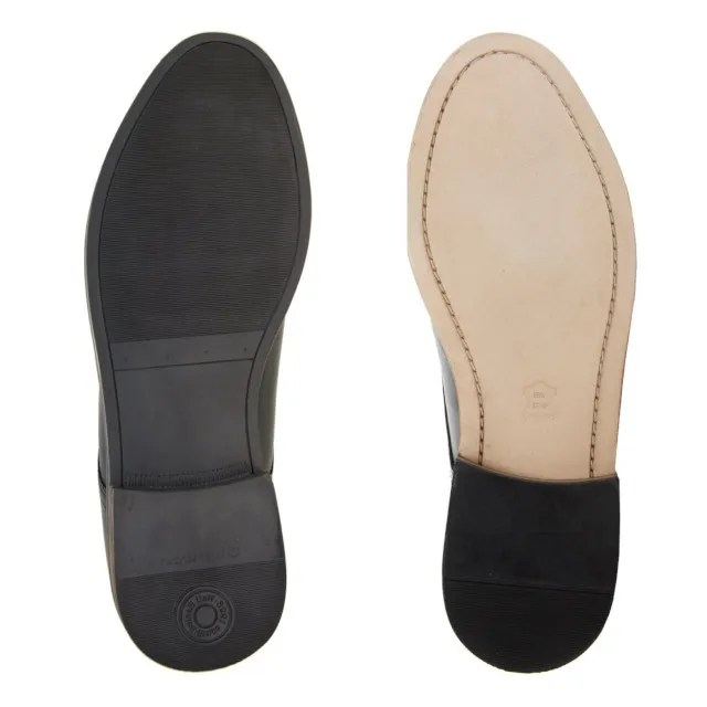 Sapato Social Masculino: Sola de Couro ou de Borracha, Qual é Melhor?