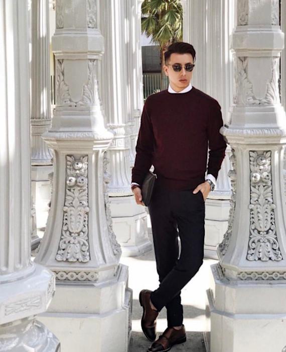 O Look Certo: Para Quem Valoriza um Bom Sweater