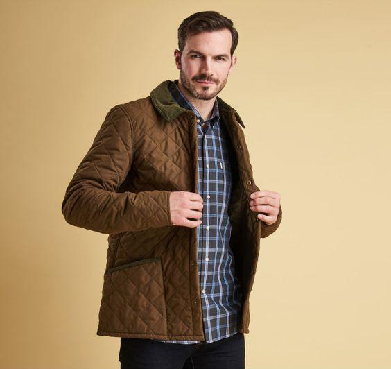 Jaqueta de Matelassê - Tecidos e materiais