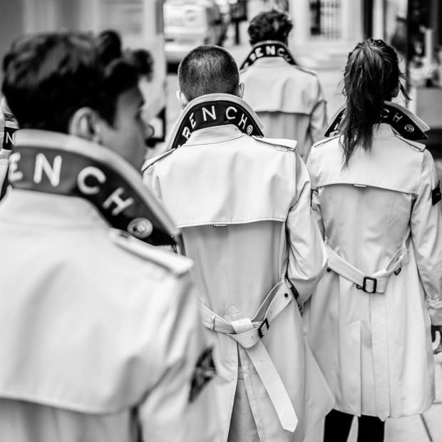 Tente Não Ficar Cool Usando um Casaco da Trench London